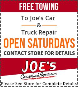 Repair Service Colorado Springs Joe S Car Amp Truck